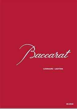Baccarat Каталог осветителни тела